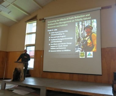 Fire Ecology Symposium Connects FAC Community through Dialogue