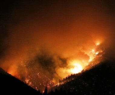 2013 W. Klamath Mountains Wildfires: A Success Story