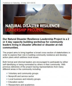 resilience_leadership project
