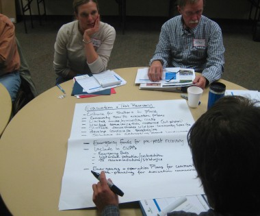 Local FAC Leaders Gather for a Peer-Learning Session in Taos, NM