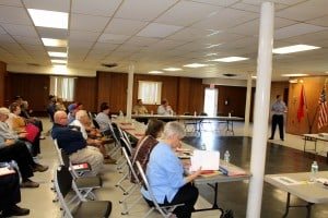 Barnegat Township wildfire preparedness meeting