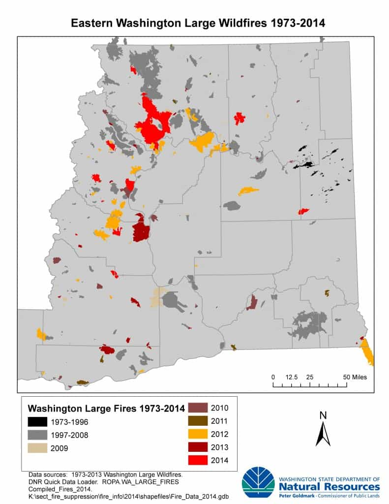 Eastern Washington Report Represents A Big Step Forward For Forest