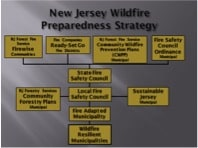 NJ Wildfire Preparedness Strategy. Provided by: Bill Brash