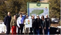 Monte Sereno became the City of Santa Fe's first Firewise Community. Photo Credit: