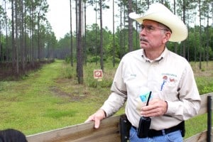 Doug Moore, owner of South Prong Plantation. Photo credit: Joel Addington