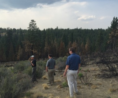 Shevlin Fire Lends a Teachable Moment for Shevlin Commons Residents