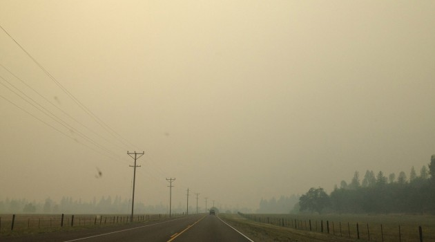 smoke in hayfork