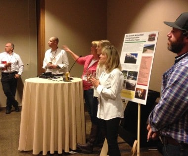 Fire Adapted Communities at the Colorado Wildland Fire Conference