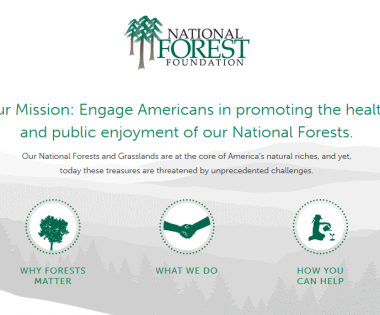 National Forest Foundation Resources for FAC Practitioners