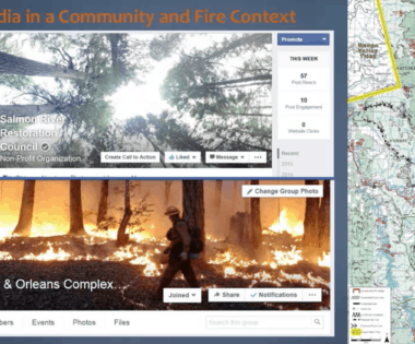 Using Social Media to Engage Your Community Around FAC