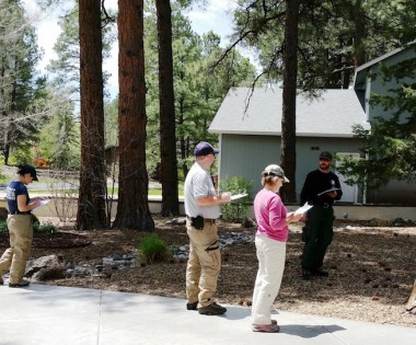 Contributing to a Fire Adapted Future in Flagstaff: Firewise Landscaping Contest Awards