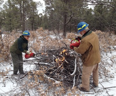 Preparing for Fire in Northern New Mexico