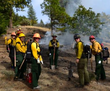 Reflections on the Women-in-Fire Prescribed Fire Training Exchange