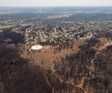 Science Tuesday: Rebuilding Post Fire