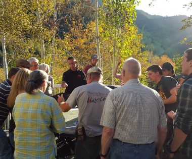 Rejuvenating FAC Outreach in the Wasatch Front
