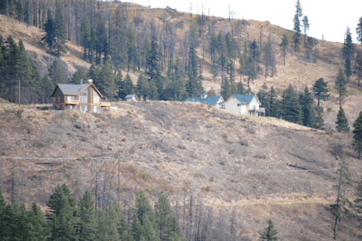 Reconstruction efforts integrated lessons learned from the 2012 wildfire.
