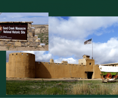 Two National Historic Sites Become Colorado's First Firewise Education Sites