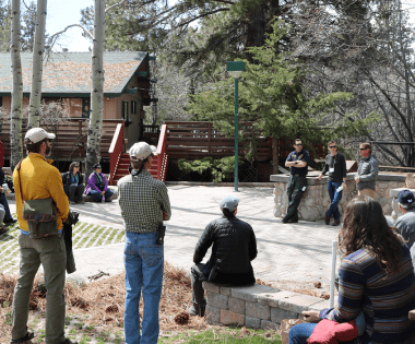Cross Boundary Fire Adaptation: Tahoe Basin Field Exchange