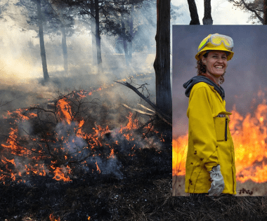 Scientists and Managers Collaborate on Wildfire in the North Atlantic: An Interview with Inga La Puma