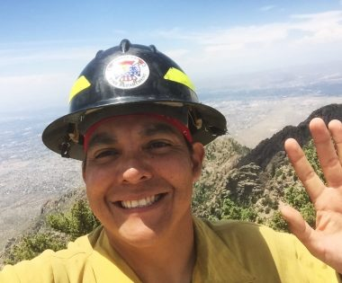 Networker by Day; Dad by Night; Firefighter at Heart: A Day in the Life with Porfirio Chavarria