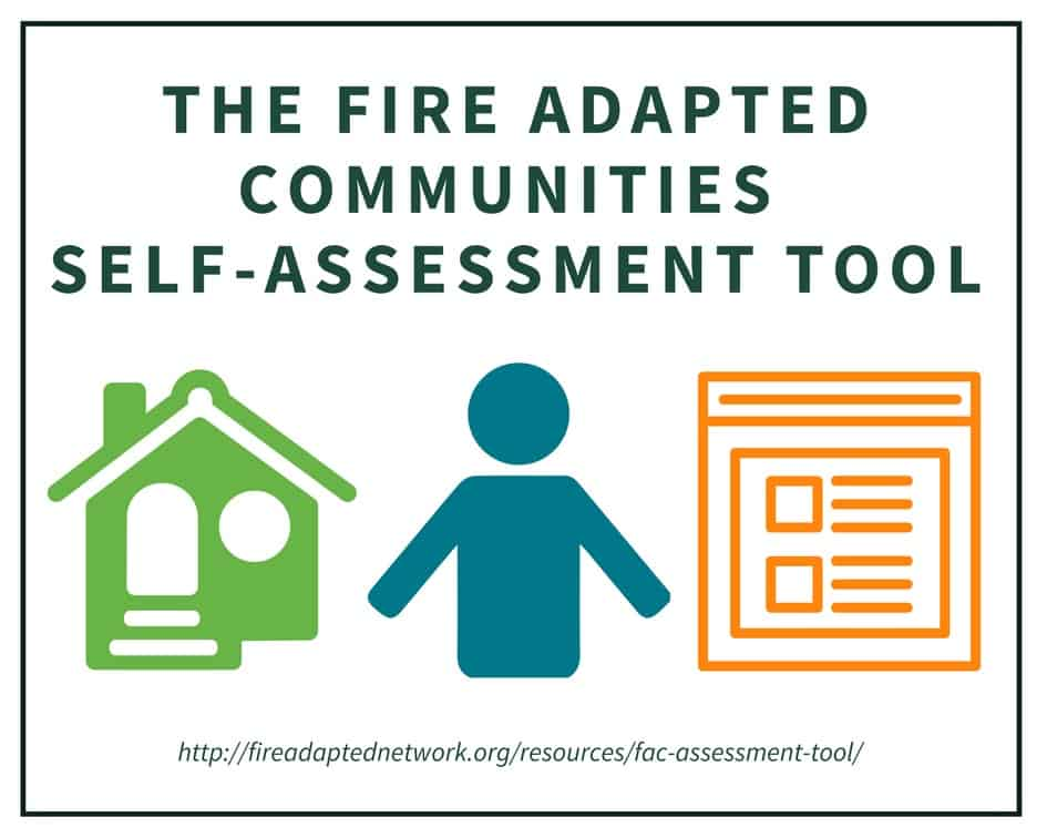 Hyperlinked FAC Sat Tool button, for those interested in using the FAC Self-Assessment Tool