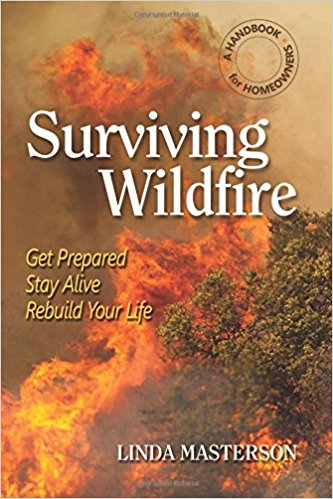Cover of Surviving Wildfire