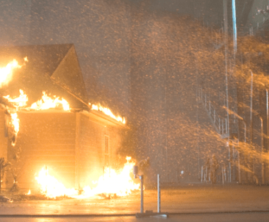 Science Tuesday: Why Homes Burn (and Why I'm Reminding You)