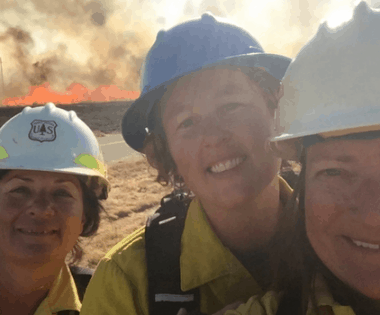 The Evolution of Leadership in Fire: Stories from Three WTREX Leaders