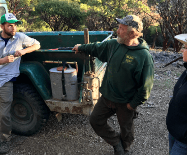 Seeking and Finding Community Capacity for Wildfire Resilience