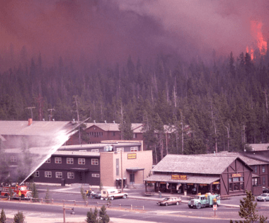 Unsung Heroes of the 1988 Yellowstone Fires: Church Leaders and Farmers