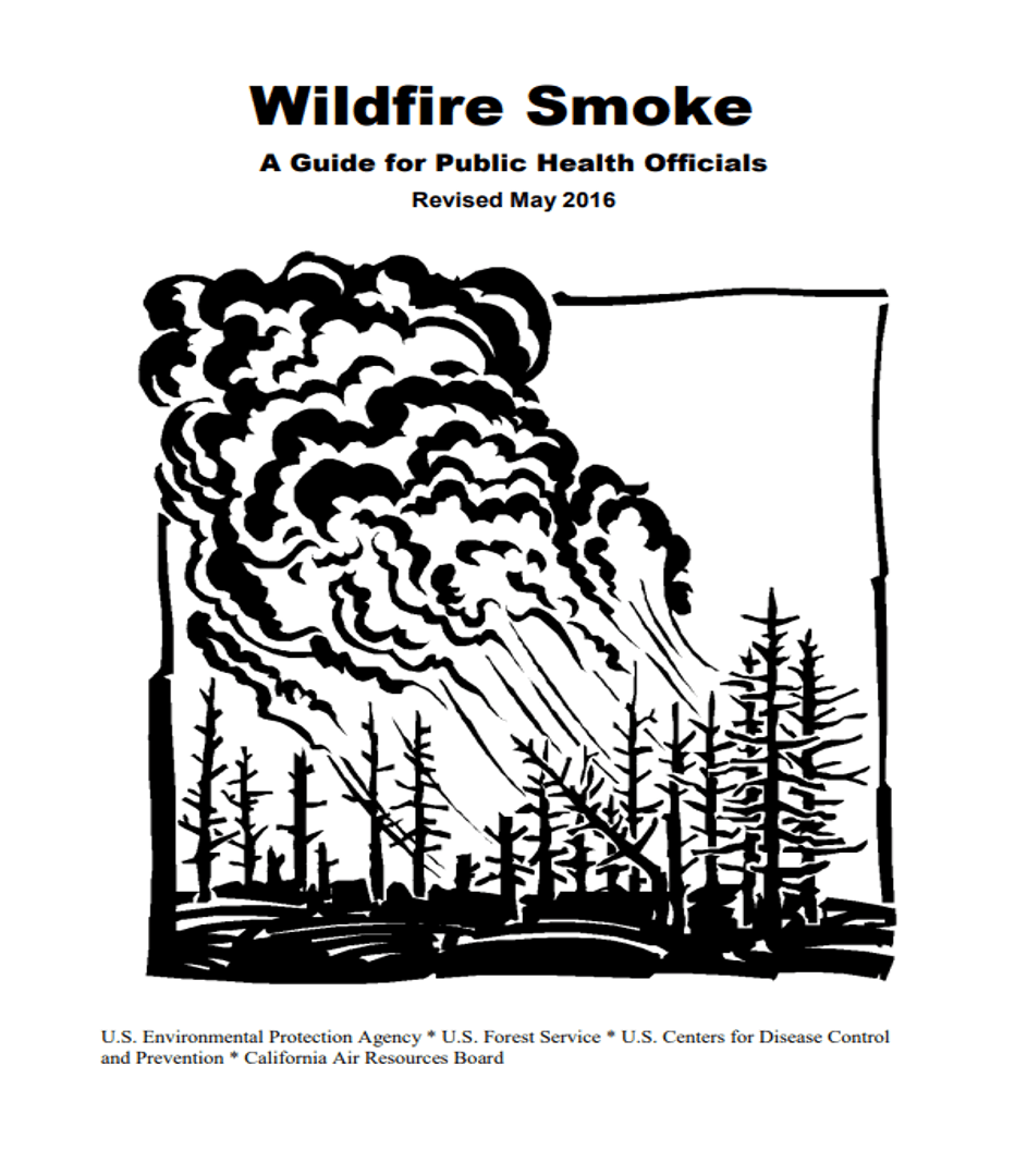 Wildfire Smoke Guide cover page