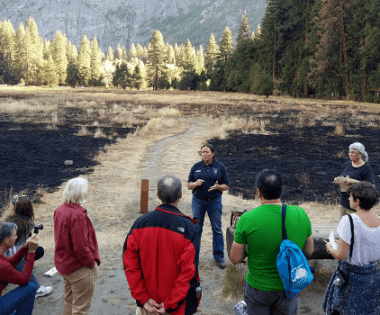 Nine Tips for Talking about Fire and FAC