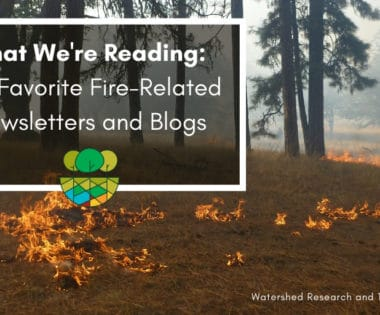 What We're Reading: Our Favorite Fire-Related Newsletters and Blogs