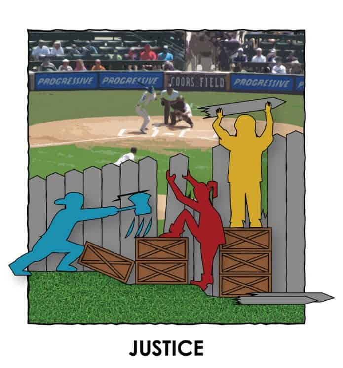 example of justice