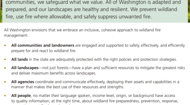 Embracing Inclusive approaches across ALL Washington screenshot of approach