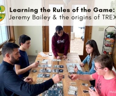 Learning the Rules of the Game: Understanding Jeremy Bailey and the origins of TREX