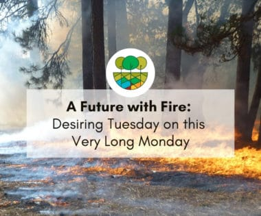 A Future with Fire: Desiring Tuesday on this Very Long Monday