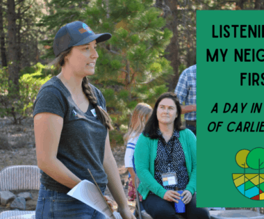 Listening to My Neighbors First: A Day in the Life of Carlie Murphy