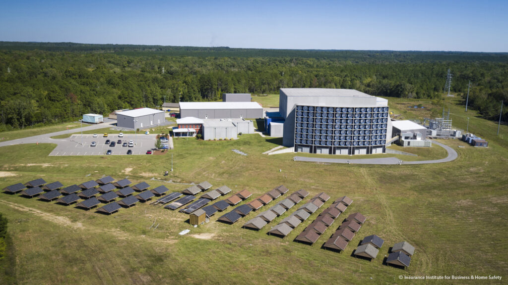 The IBHS facility in South Carolina