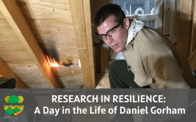 Research in Resilience: A Day in the Life of Daniel Gorham