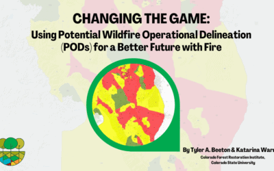 Changing the Game: Using Potential Wildfire Operational Delineation (PODs) for a Better Future with Fire