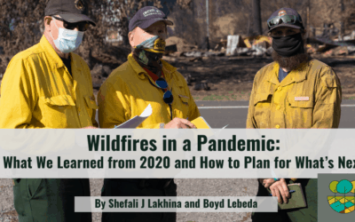 Wildfires in a Pandemic: What We Learned from 2020 and How to Plan for What's Next