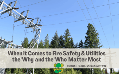 When it Comes to Fire Safety and Utilities, the 'Why' and the 'Who' Matter Most