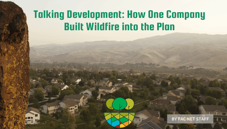Talking Development: How One Company Built Wildfire into the Plan