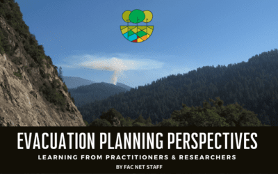 Evacuation Planning Perspectives: Learning from Practitioners & Researchers